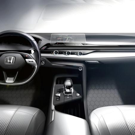 Honda lanza video para revelar su nueva filosofía de diseño interior