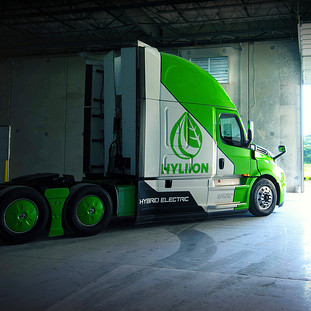 Hyliion selects FEV as a Partner for the Development of it Electrified Class 8 Truck