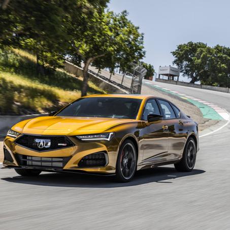 LX Type S 2021 llega hoy a los distribuidores Acura en Estados Unidos