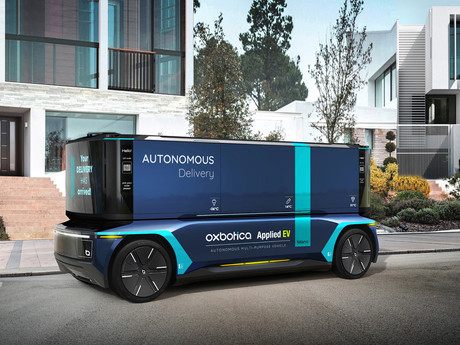 Oxbotica and AppliedEV will collaborate and develop fully autonomous multi-purpose vehicle