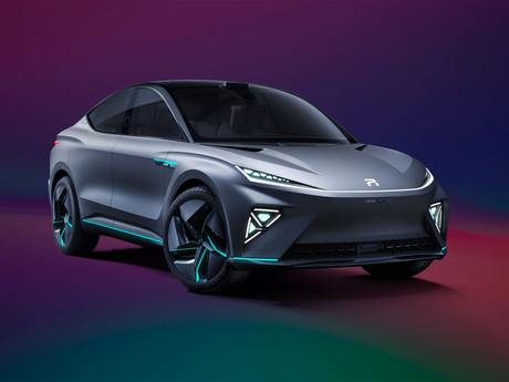 SAIC Motor Launches R Brand EV Line Powered by Luminar for Series Production