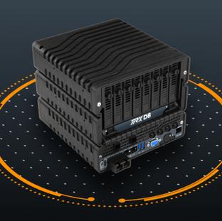 Klas TRX D8, Data-logging Hardware for Autonomous Vehicle Development