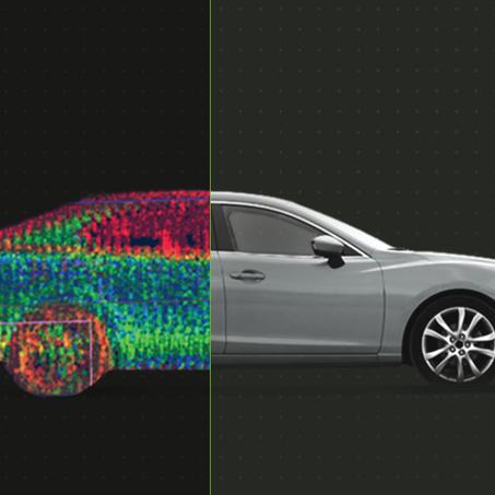 Cepton Consigue la Mayor Producción en la Serie Lidar ADAS de la Industria.