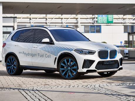 Hydrogen Powertrain components developed at BMW's LuTZ Landshut