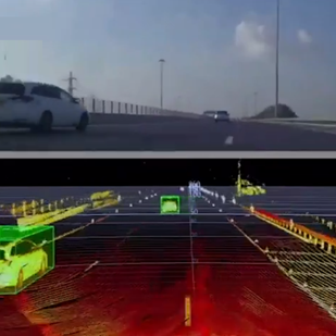 Innoviz lanza una revolucionaria plataforma de percepción de automoción