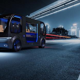 E-mobility in passenger transport: new BENTELER platform for minibus segment