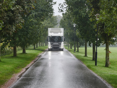 Scania berichtet über Fortschritte bei den Klimazielen