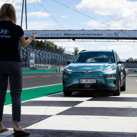 Hyundai Kona Eléctrico bate el récord de autonomía de 1.026 kilómetros