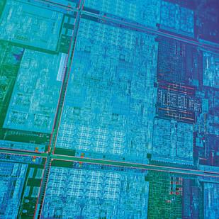 Chips más pequeños y potentes para el automóvil del futuro