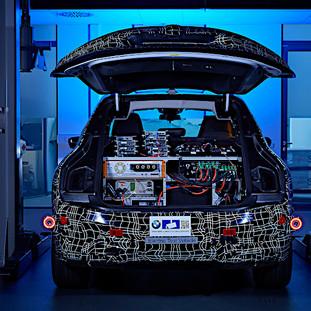 Mobile data handling allows 24/7 utilization of test vehicle fleets