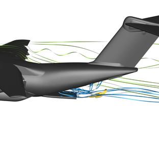 DLR simuliert Absetzen von unbemannten Luftfahrzeugen aus fliegendem A400M