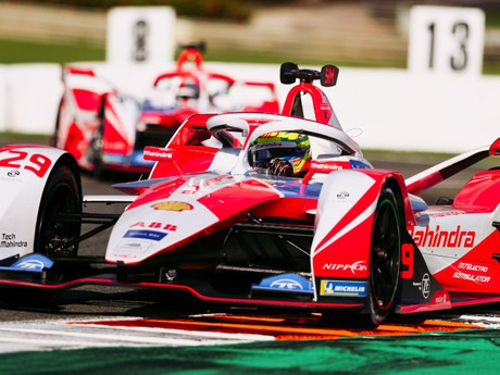 Premiere for ZF Drivetrain with Mahindra Racing as the start of Formula E Season commences.