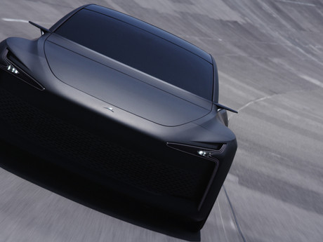 Hopium Unveils Its Hydrogen-powered Sedan Prototype