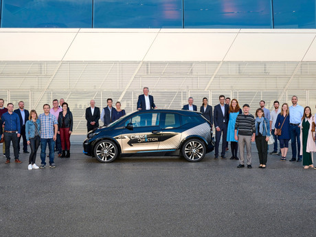 Bidirectional Charging Management (BCM) pilot project enters key customer test vehicle phase.