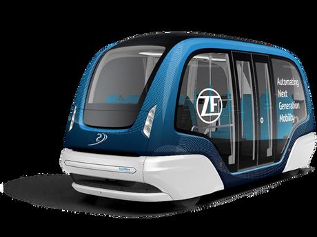 Autotalks to supply V2X solutions for ZF autonomous shuttles.