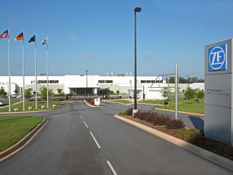 ZF commits to a $200 Million Investment in the US. Commercial Vehicle Transmission Manufacturing.