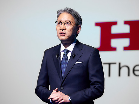 Honda Makes New Commitments to Advances in Environmental and Safety Technology.