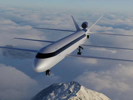 SE Aeronautics: Announce Launch of their new Widebody Airliner Concept.