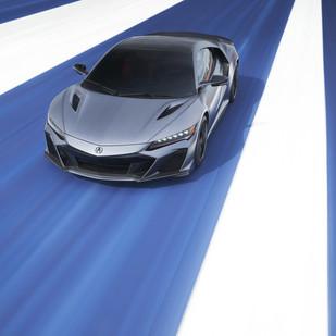 Acura presenta el NSX Type S de 600 hp en la Semana del Automóvil de Monterrey