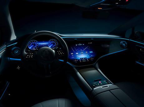 Mercedes-Benz auf der IAA MOBILITY 2021