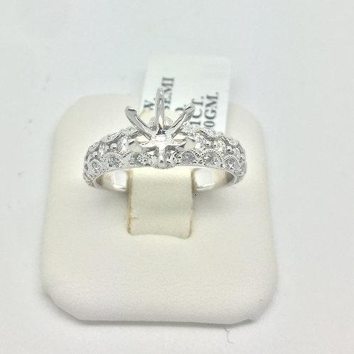 Diamond Engagement Setting