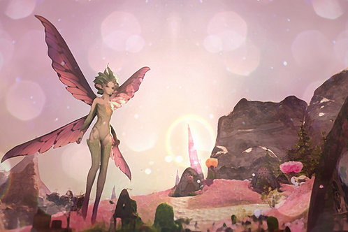 The Pixie for piasno solo(Arr.by Terry:D)sheetmusic + MIDI