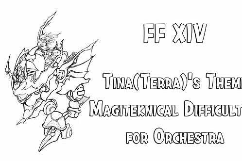 Final Fantasy XIV - Magitek Armor theme for orchestra (Arr.by Terry:D)