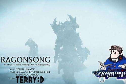 DRAGONSONG(piano instrumental) d minor key