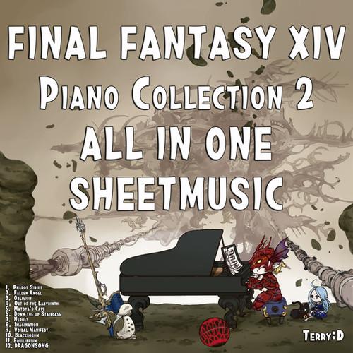 Final Fantasy XIV Piano Collection Vol. 2