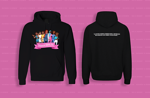 Science Sistas Hoodies