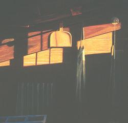 Dustpan, Apron, String, 2003