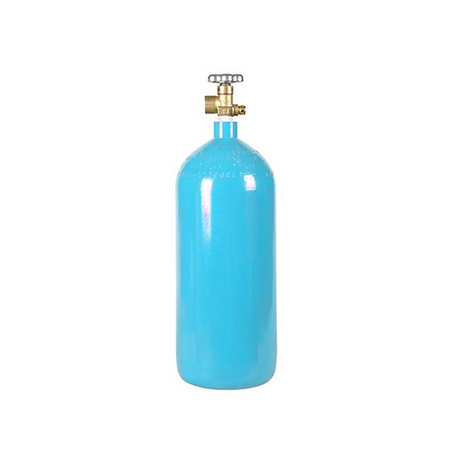 Refill 40 CF Steel Cylinder With Helium