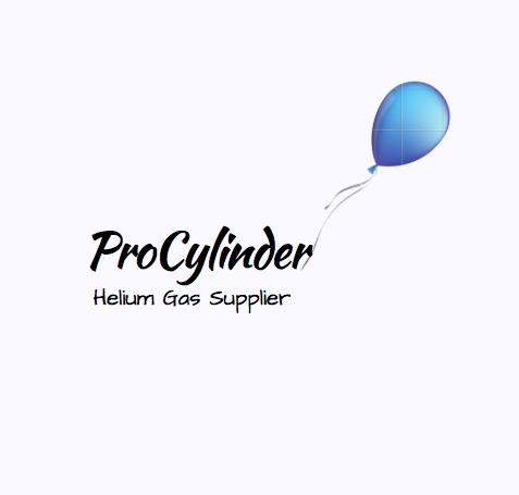 Helium Cylinder Rental | ProCylinder, Balloon Helium Gas