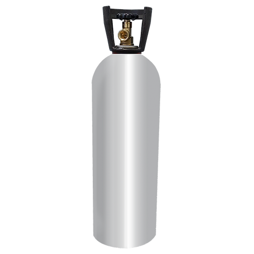 Rent 55 CF Helium Gas Cylinder with Balloon Fill Nozzle