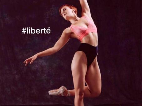 Endometriosis, Winston Churchill & a healing ballet dancer.
