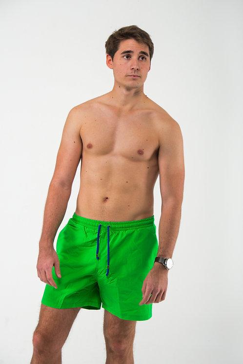 Bóxer verde manzana