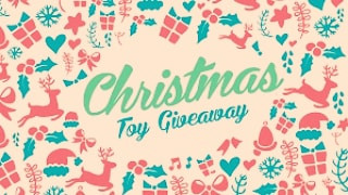 Annual Christmas Toy Giveaway