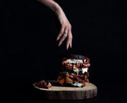 Sandwich prosciutto