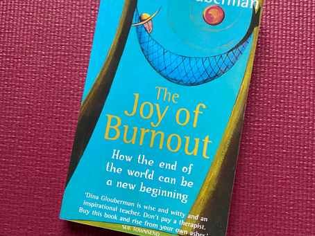Burnout and beyond