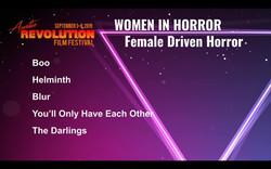 Best Women in Horror
