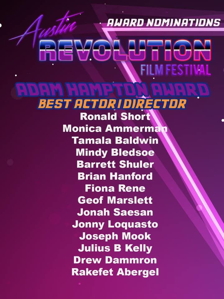 Best Actor/Director