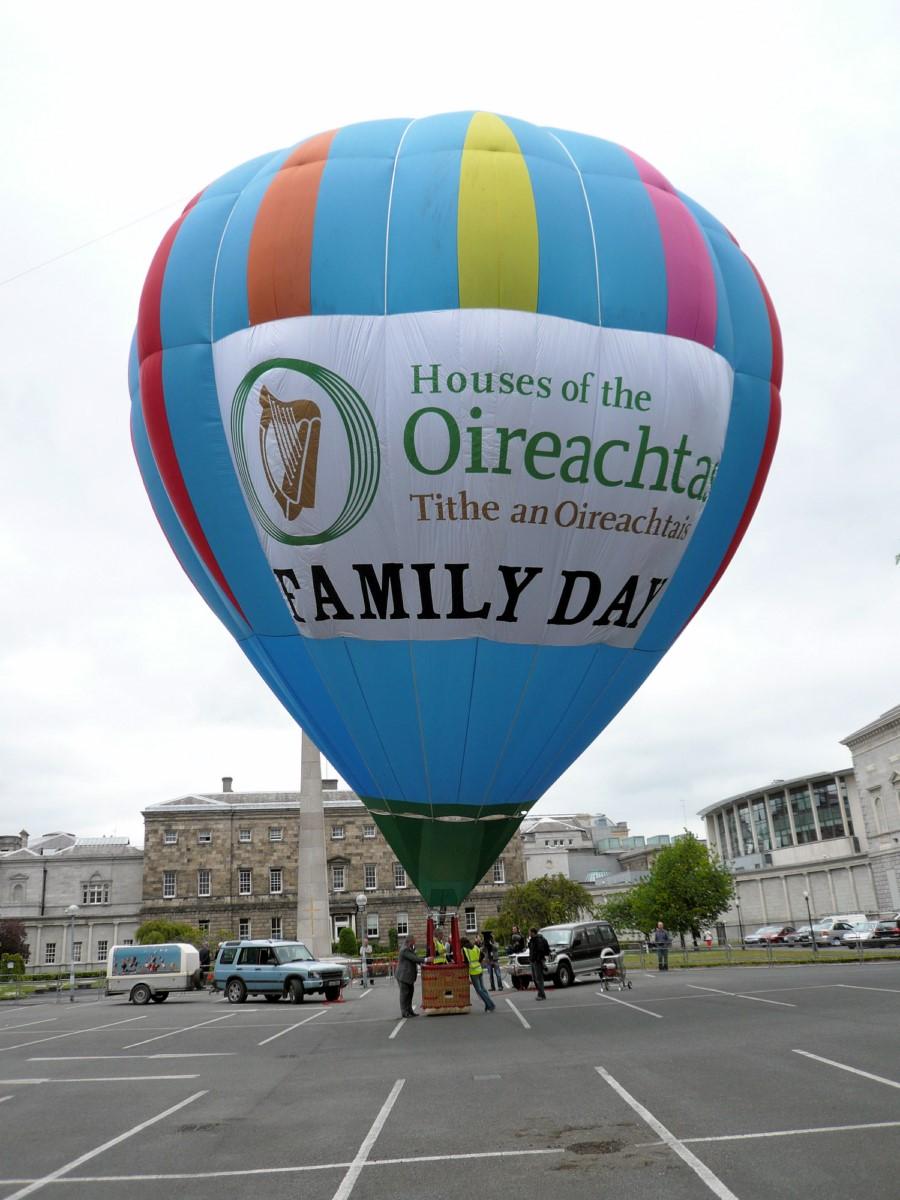 OIREACHTAS FAMILY DAY