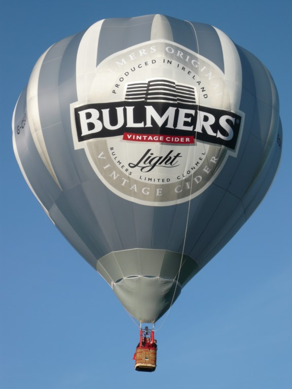 BULMERS LIGHT