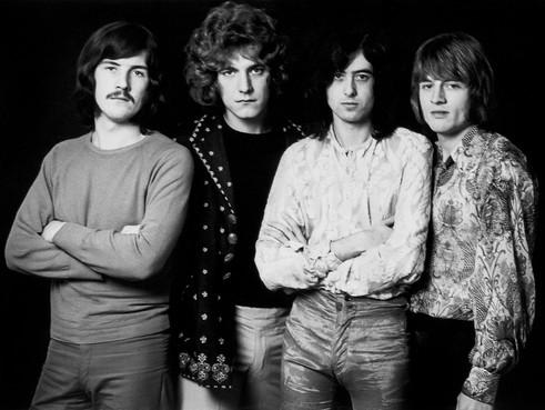 12 de enero de 1969 - Álbum LED ZEPPELIN