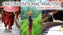 Unconventional Analysis: Asian Bank Profit