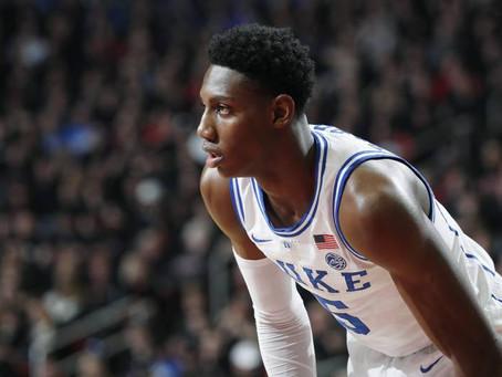 NBA Scouting Report: RJ Barrett