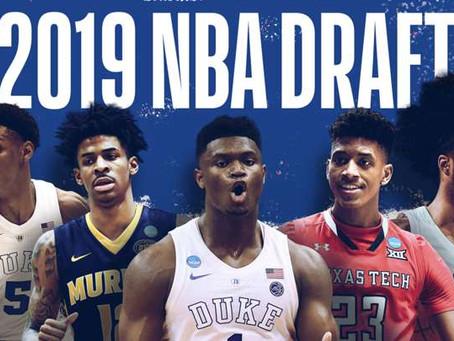 Post-Lottery NBA Mock Draft 1.0