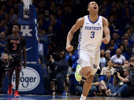 What Keldon Johnson Reveals About Your Draft Analysis