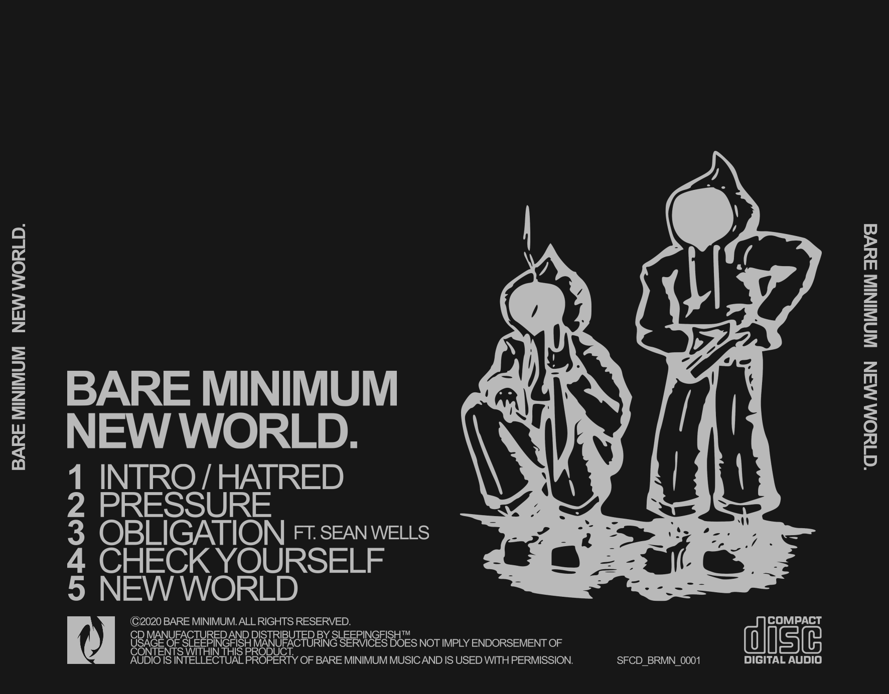 Bare Minimum - New World