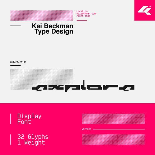 Explore Typeface